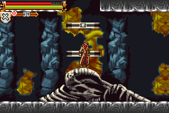 Castlevania HOD - Revenge of the Findesiecle - Cool bones - User Screenshot